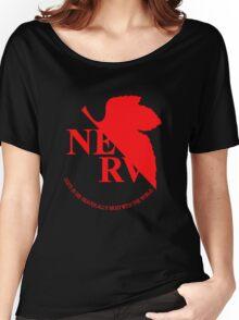 Neon Genesis Evangelion - NERV Logo Women's Relaxed Fit T-Shirt