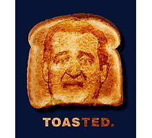 Toasted. Photographic Print