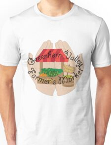 Greenhorn Valley Farmer's Market Unisex T-Shirt