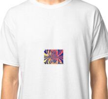 Digital Barf Pattern Classic T-Shirt