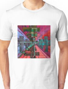 MAGIC CITY LINES Unisex T-Shirt