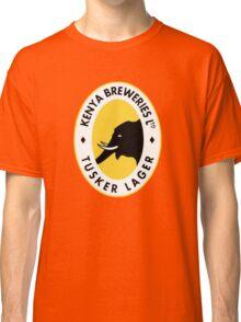 Tusker Beer Kenya Classic T-Shirt