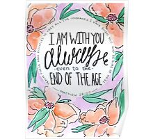 I Am Always With You Poster