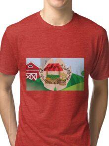 Greenhorn Valley Farmer's Market Tri-blend T-Shirt