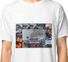 Newport Oregon Fire Department Drill - Practice Fire Drills Classic T-Shirt
