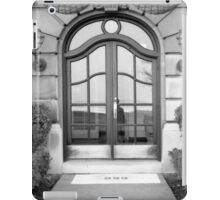 1980's Chicago Door iPad Case/Skin