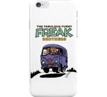 Fabulous Furry Freak Brothers Bus! iPhone Case/Skin