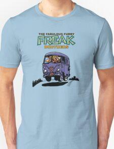 Fabulous Furry Freak Brothers Bus! T-Shirt