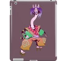 RokuroKabuki iPad Case/Skin