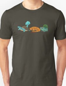 Kanto Region Pokemon T-Shirt