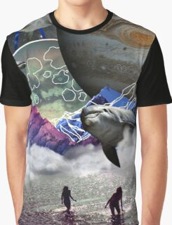 The Surreal Sea Graphic T-Shirt