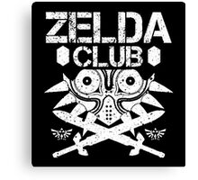 Zelda Club Canvas Print