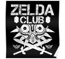Zelda Club Poster