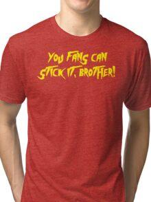 Hogan Quote Tri-blend T-Shirt