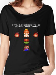 Zelda Bros Women's Relaxed Fit T-Shirt