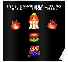 Zelda Bros Poster