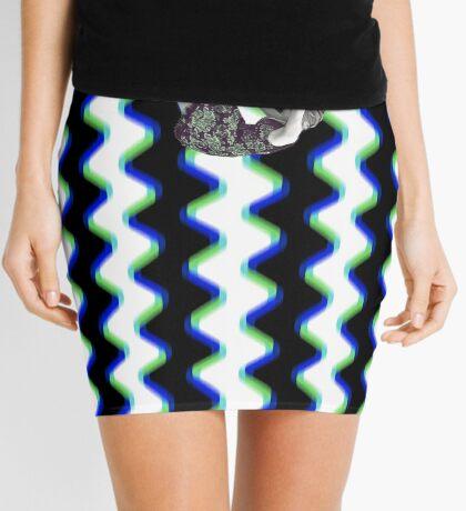 The Fall Mini Skirt