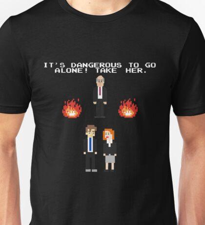 Zelda Files Unisex T-Shirt