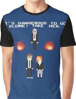 Zelda Files Graphic T-Shirt