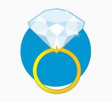 Diamond Ring Unisex T-Shirt