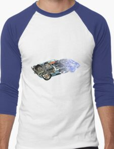 GT Drawing mode  Men's Baseball ¾ T-Shirt