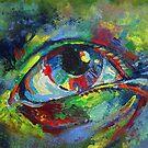 Eye Modified by Ellen Marcus