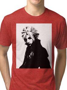 Cloud Strife- Tri-blend T-Shirt