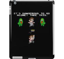 Zelda Ghostbusters iPad Case/Skin