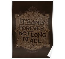Only Forever Poster