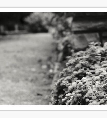 Garden Path Sticker