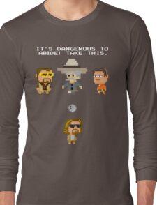 Zelda Lebowski Long Sleeve T-Shirt