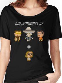 Zelda Lebowski Women's Relaxed Fit T-Shirt