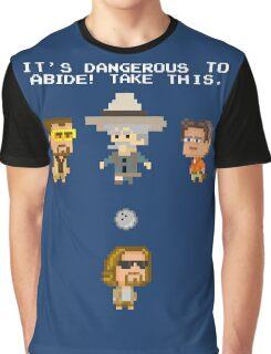 Zelda Lebowski Graphic T-Shirt