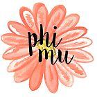 Phi Mu by Emily Cutter