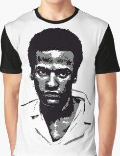 HUEY PERCY NEWTON Graphic T-Shirt
