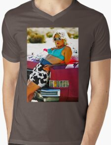 TRUE ROMANCE ALABAMA - You're So Cool ! Mens V-Neck T-Shirt