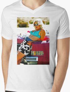 TRUE ROMANCE ALABAMA - You're So Cool ! Mens V-Neck T-Shirt