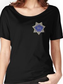 San Francisco Police Inspector Women's Relaxed Fit T-Shirt