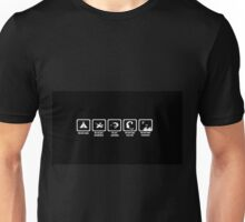 Gaming Rules Unisex T-Shirt