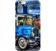 LGOC B-Type Bus B1349 iPhone Case/Skin