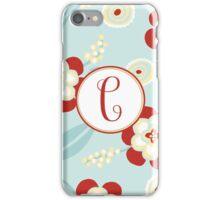 C Gentle iPhone Case/Skin