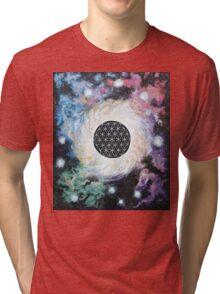 Black hole Tri-blend T-Shirt