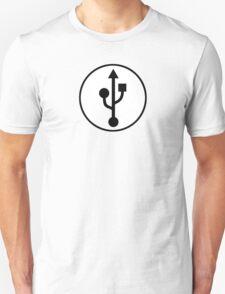 USB SYMBOL T-Shirt