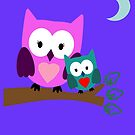 Owl always be your friend by David Shires