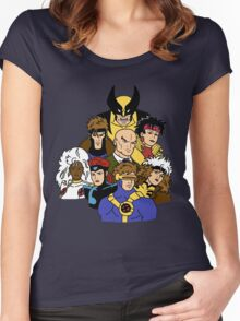 Mutant Family Women's Fitted Scoop T-Shirt