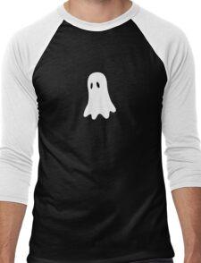 Spooky Dress - Halloween Ghost T-Shirt Duvet Sticker Men's Baseball ¾ T-Shirt