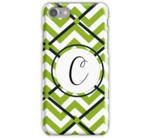 Awesome chevron C iPhone Case/Skin