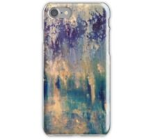 iridescent blues  iPhone Case/Skin