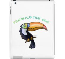 Toucan Play iPad Case/Skin