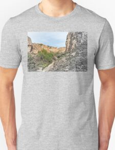 House on a Mountain Unisex T-Shirt